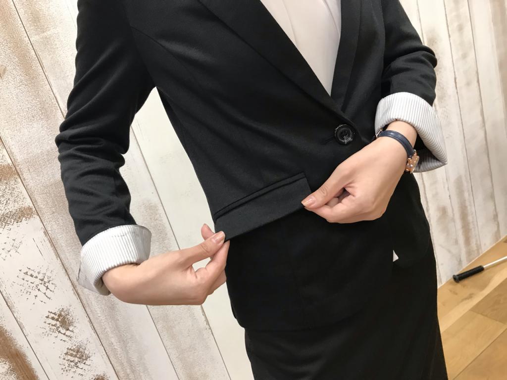 スーツ着こなし術 意外と知られてない?ポイント
