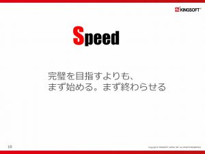 KINGSOFT Speed