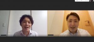 関西営業インタビュー風景