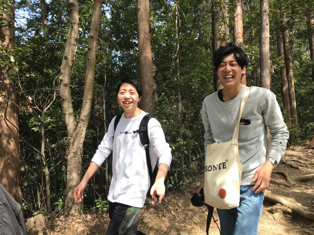 新卒登山研修③